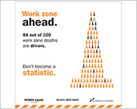 2015 Work Zone Awareness collateral (version 1)
